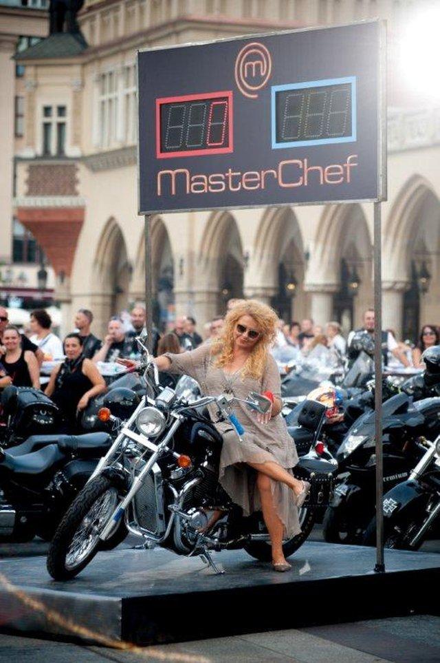 Dzi� MasterChef na krakowskim Rynku (FOTO)