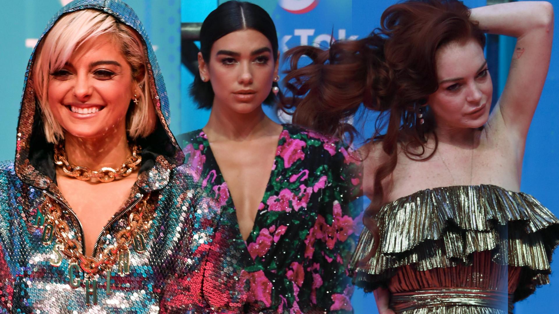 Camila Cabello, Dua Lipa i Nicki Minaj ze statuetkami MTV EMA 2018 (ZDJĘCIA)