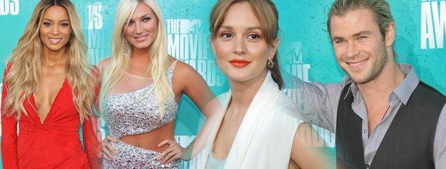 Gwiazdy na gali MTV Movie Awards 2012 (FOTO)