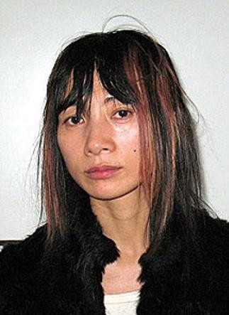 Mugshot Bai Ling