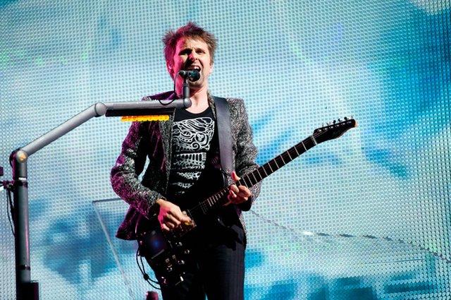 Utwór Muse będzie hymnem Olimpiady 2012 (VIDEO)