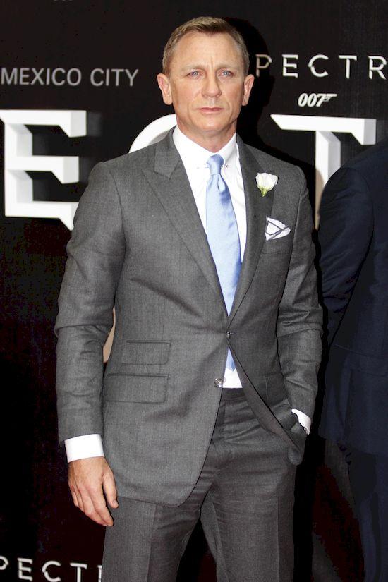 Daniel Craig wróci do roli Jamesa Bonda?! Zaproponowano mu niebotyczną sumę!
