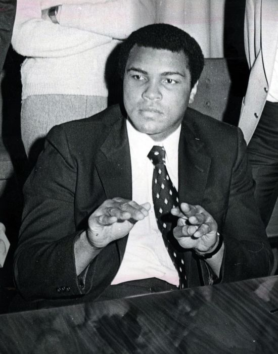 Zmarł legendarny bokser Muhammad Ali