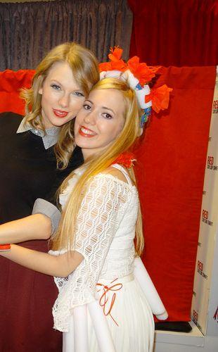 Polka o spotkaniu z Taylor Swift: Byłam jak w ekstazie FOTO