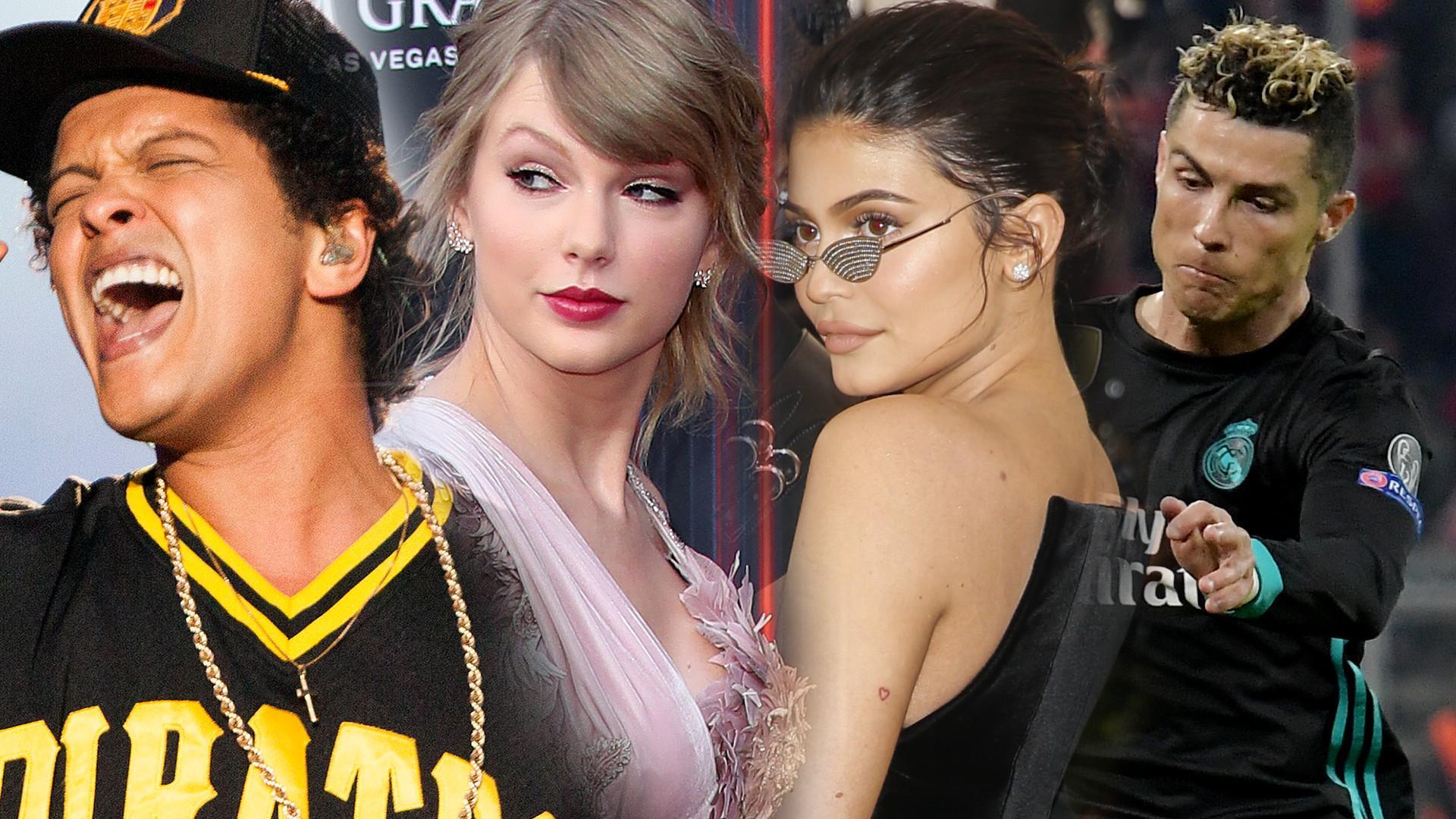 Oto NAJLEPIEJ ZARABIAJĄCY celebryci w 2018 roku według FORBESA