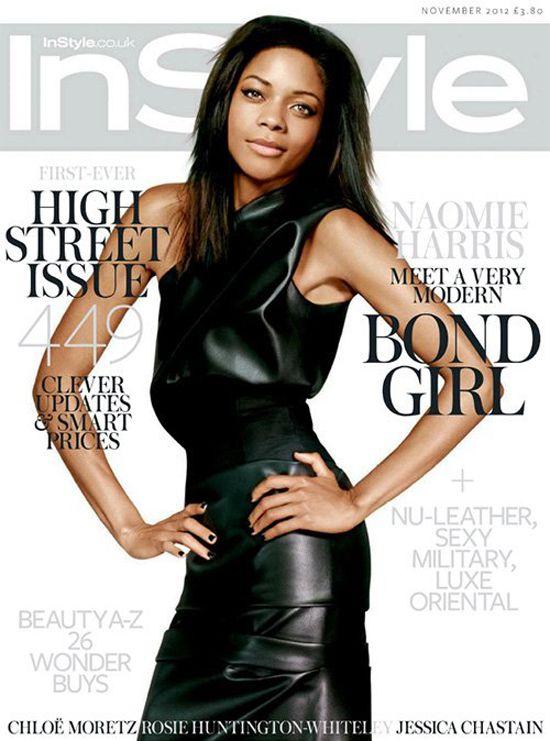 Nowa dziewczyna Bonda, Naomie Harris - ładna? (FOTO)
