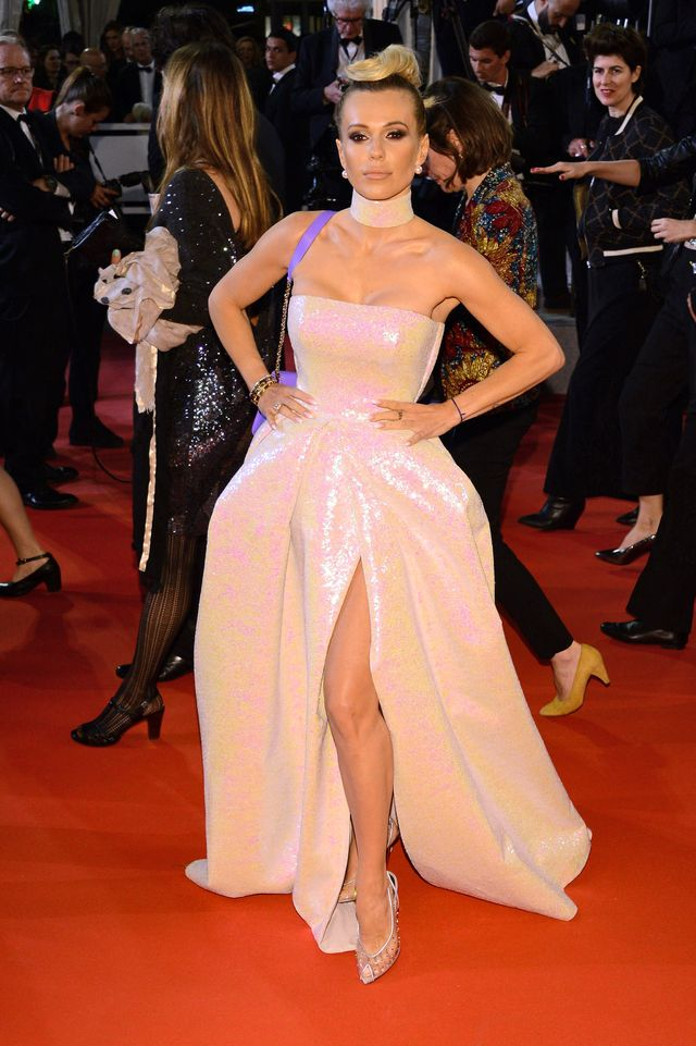 Doda w Cannes na premierze Zimnej wojny Pawlikowskiego (ZDJĘCIA)