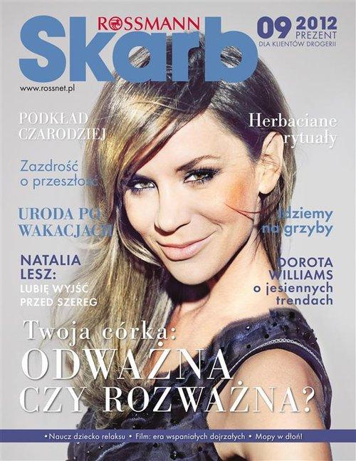 Natalia Lesz na okładce gazetki Rossmana (FOTO)