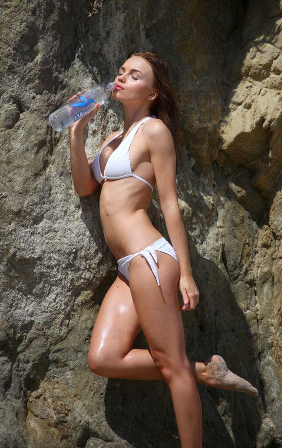 Natalia Proza, czyli miss mokrego podkoszulka (FOTO)