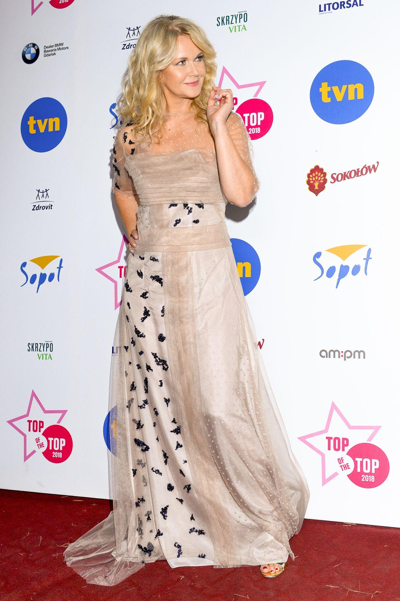 Grażyna Torbicka BARDZIEJ SEKSOWNA od Natalii Siwiec - koniec ery Miss Euro?