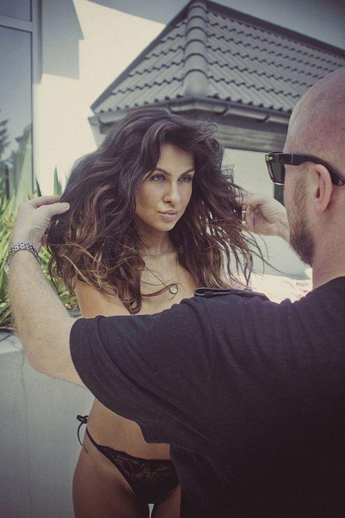 Natalia Siwiec w Playboyu - kulisy sesji (FOTO)