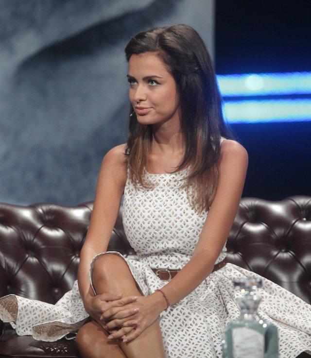 Natalia Siwiec w seksownej mini w show Wojew�dzkiego (FOTO)
