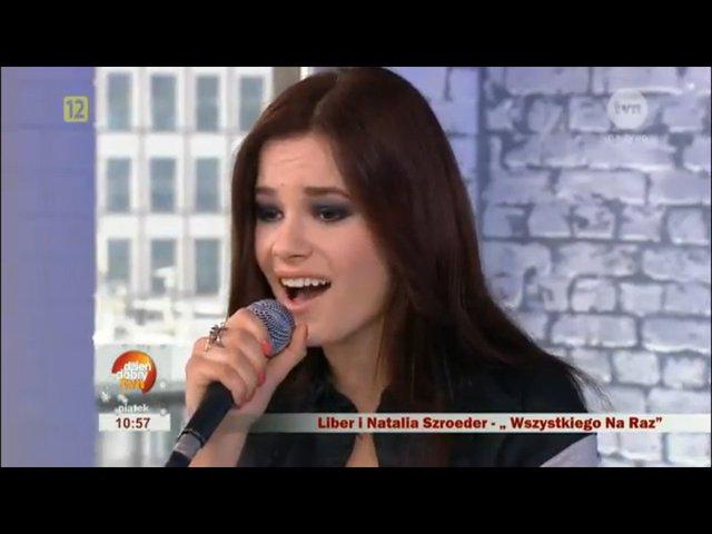 Natalia Szroeder w duecie z Liberem (AUDIO)