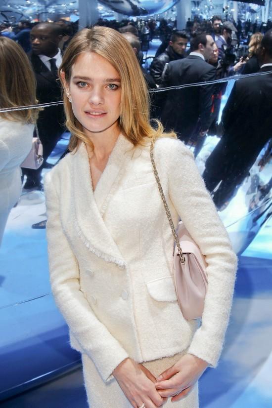 Na ile lat wygląda modelka Natalia Vodianova? (FOTO)