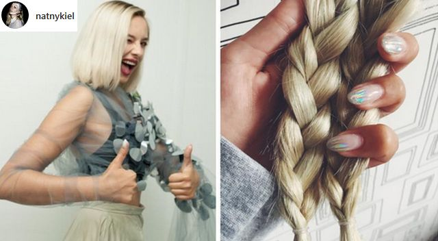 Natalia Nykiel obcięła długie włosy!