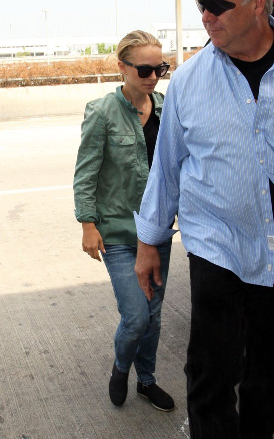 Zbliżenie na Natalie Portman - blondynkę (FOTO)