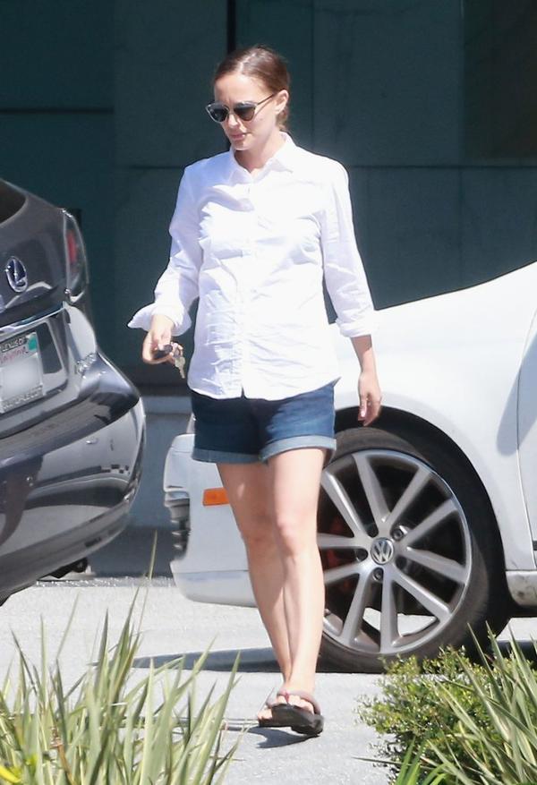 Czy Natalie Portman b�dzie jak nasza Paulina Sykut? (FOTO)