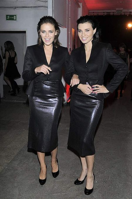 Natasza Urbańska ma siostrę bliźniaczkę?