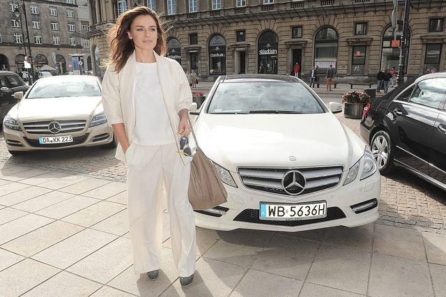Gwiazdyna konferencji Warsaw Fashion Week (FOTO)