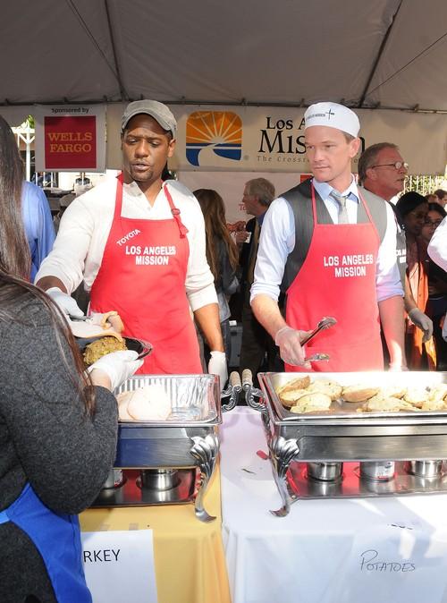 Neil Patrick Harris w roli kucharza (FOTO)
