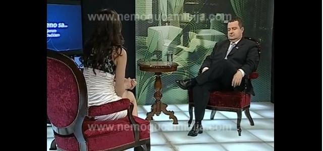 Wywiad bez majtek, czyli jak zszokować premiera (VIDEO)