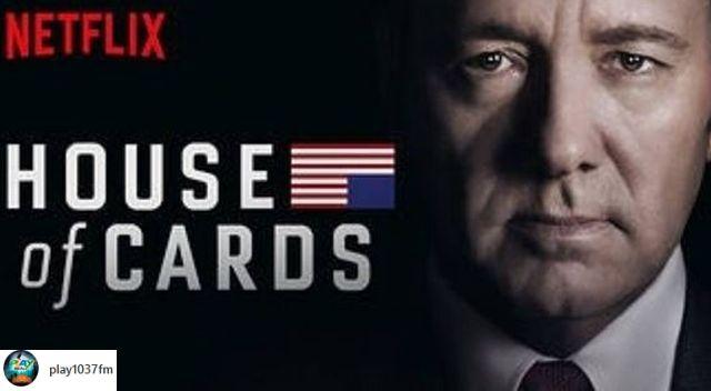 To koniec House of Cards! Wszystko przez Spacey'a?