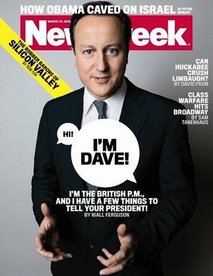 David Cameron JEST KUZYNEM Kim Kardashian