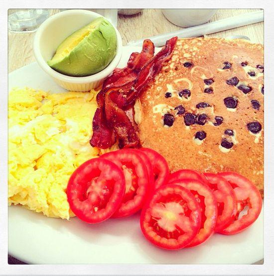 Jak wygląda śniadanie Alessandry Ambrosio?