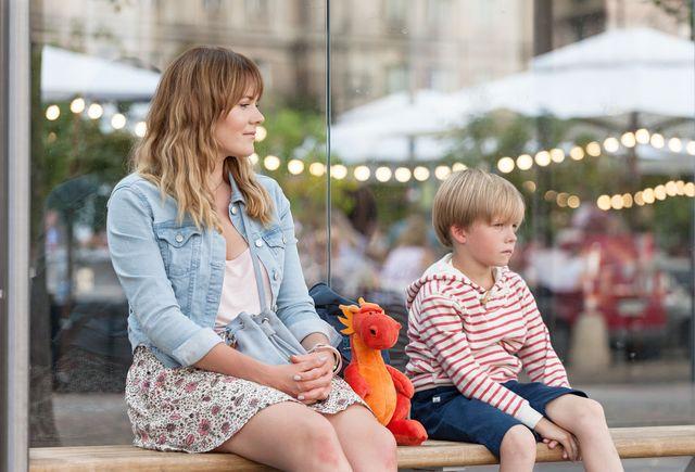 Startuje nowy serial z Magdą Lamparską w roli głównej - Niania w wielkim mieście