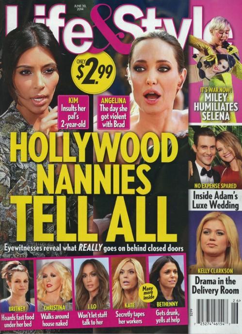Hollywoodzkie nianie zdradzają prawdę o dzieciach gwiazd!