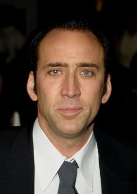 Czego boi się Nicolas Cage?