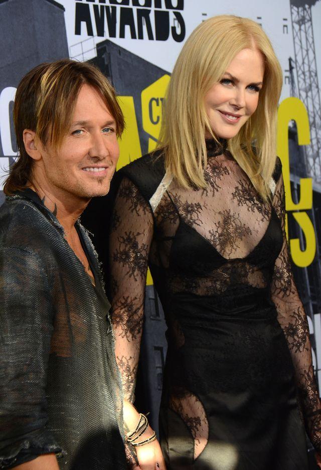 Niewiele par kłóci się o to, co Nicole Kidman i Keith Urban