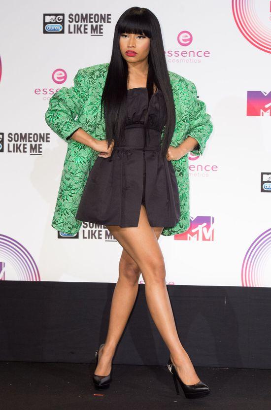 Wyobrażasz sobie Nicki Minaj w roli matki?