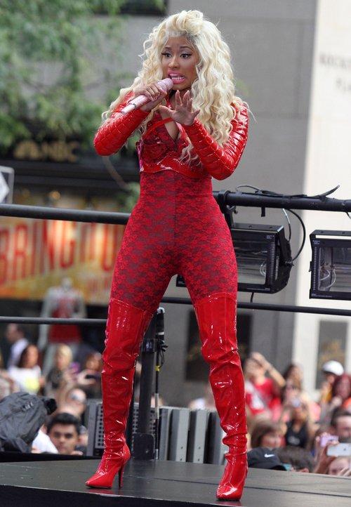 Nicki Minaj zasiądzie obok Mariah Carey