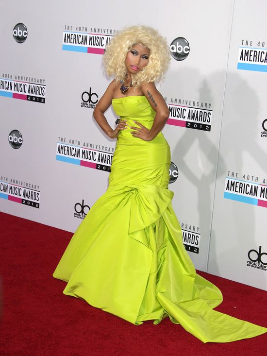 Nicki Minaj jest... ładna! (FOTO)