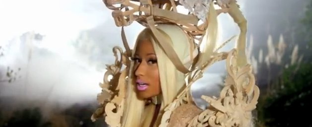 Va Va Voom - nowy klip Nicki Minaj (VIDEO)