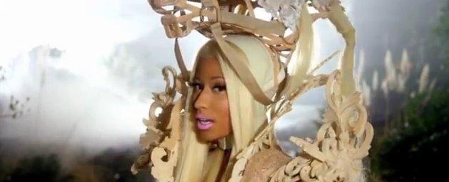 Va Va Voom - nowy klip Nicki Minaj (VIDEO)