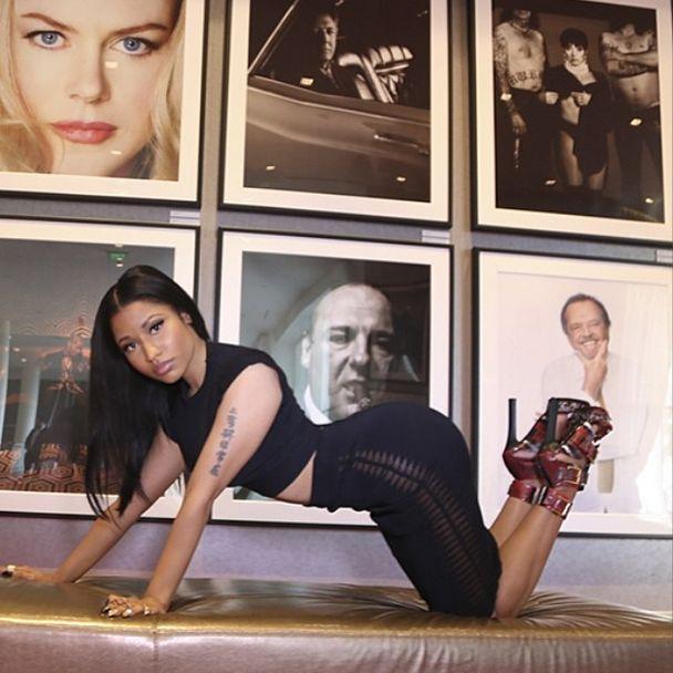 Ona też naśladuje Kim Kardashian?! (FOTO)