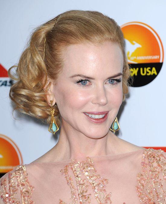 Jak tam botoksik Nicole Kidman? (FOTO)