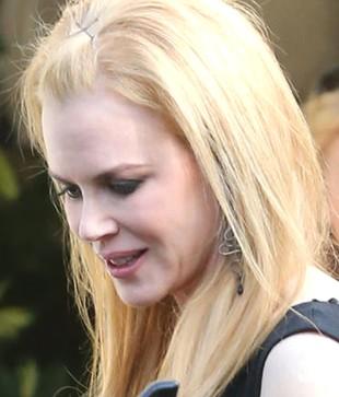 Radosna i uśmiechnięta Nicole Kidman (FOTO)
