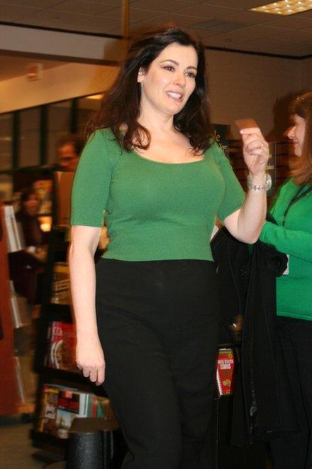 Nigella Lawson je batony smażone w głębokim tłuszczu