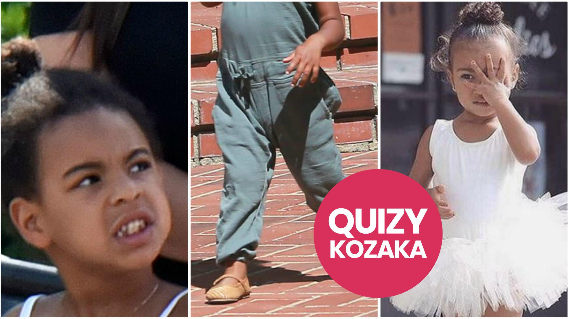 Nori West czy Blue Ivy? (QUIZ)
