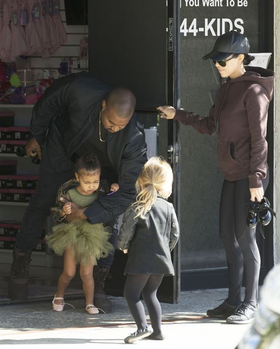 Kanye West jest za�amany tym problemem Nori (FOTO)