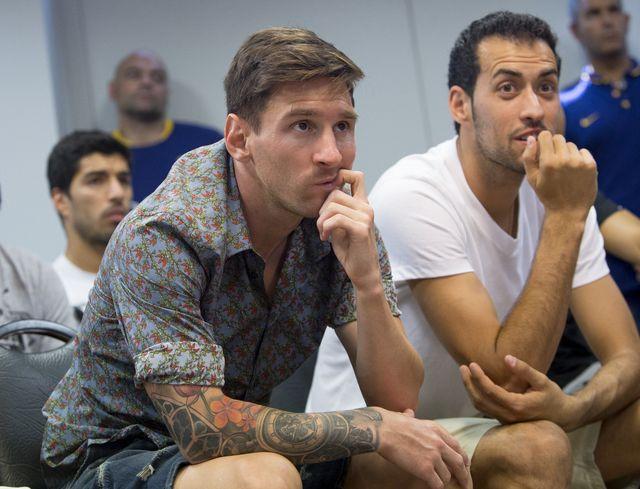 Lionel Messi całkowicie... osiwiał?! Takiej metamorfozy nikt się nie spodziewał!