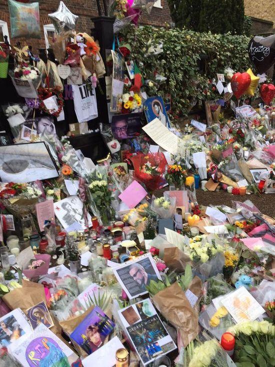 Pogrzeb George'a Michaela odbędzie się bez jego partnera?!