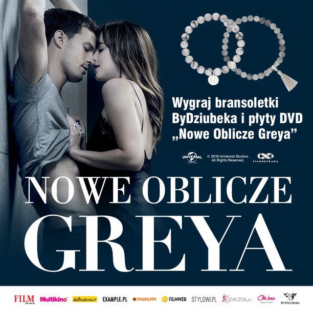 Nowe Oblicze Greya – mamy dla Was KONKURS z SUPER nagrodami!