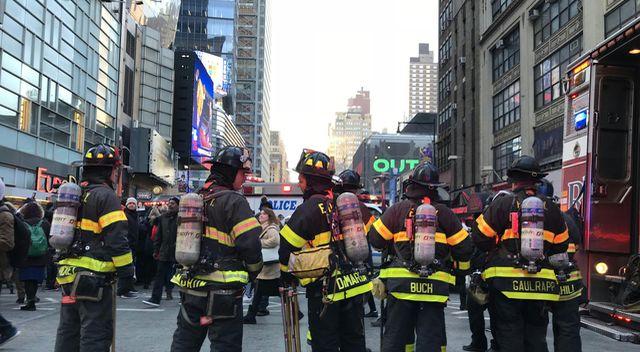 Bomba na Manhattanie – okazuje się, że wybuchła przed czasem