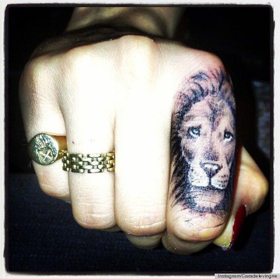 Nowy tatuaż znanej modelki (FOTO)
