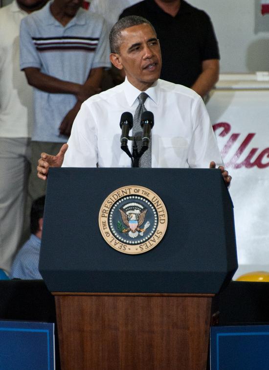 Jay-Z chwali się znajomością z Obamą