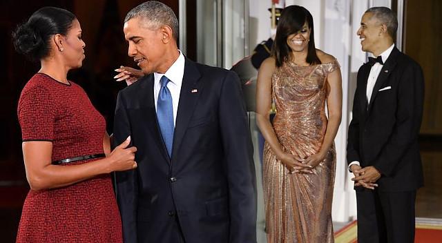 Michelle Obama w sukni ślubnej – zobaczcie, jak wyglądała 25 lat temu